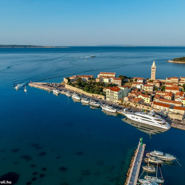 Rab sziget Horvátország