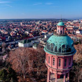 2 Víztorony: Szombathely Kresz Park és Szent István park