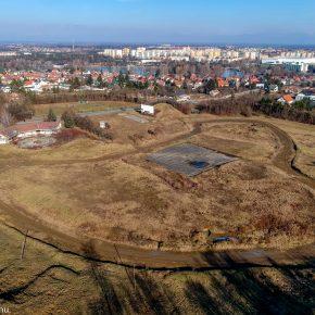 Szombathely Homok út roncsderbi pálya (volt szabadidőközpont és autós mozi)