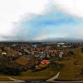 Szombathely 360 fokos panoráma